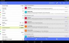 Aqua Mail Pro Key complete set screenshot 6/6