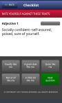 Big 5 Personality Assessment screenshot 2/6