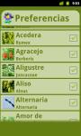 Niveles de polen en españa screenshot 4/4