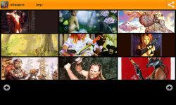 Impressive Fantasy Wallpapers screenshot 2/6