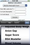 Medical Calculators screenshot 1/1