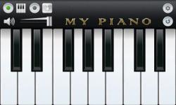My Piano screenshot 1/6