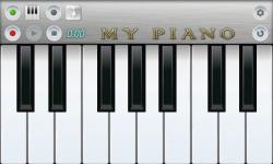 My Piano screenshot 2/6