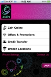 Zain KW screenshot 1/1