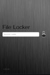 File Locker Free screenshot 1/1