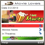Movie Lovers Mobile screenshot 1/1