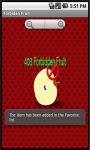 Sexy Fruit Xwalls Inode screenshot 3/4