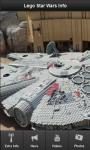 Lego Star Wars Fun and Info screenshot 1/3