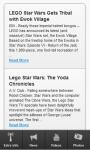 Lego Star Wars Fun and Info screenshot 3/3
