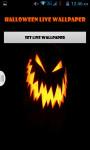 Halloween Live Wallpaper Best screenshot 1/3