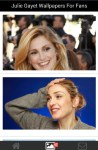 Julie Gayet Wallpapers for Fans screenshot 2/6