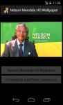 Nelson Mandela HD Wallpaper screenshot 2/6