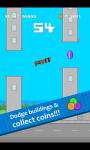 City Flyer - dodge buildings screenshot 2/5