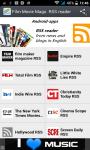 Film and Movie Magazines rss reader screenshot 1/3