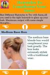 Hairstyles To Compliment Your Saree screenshot 3/3