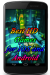 Best HD Games for IOS and Android screenshot 1/3