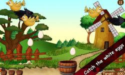 Catch the Egg - FREE screenshot 2/4