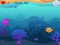 Tiny Fish Escape screenshot 1/3
