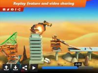 Bridge Constructor Stunts ordinary screenshot 3/6