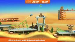 Bridge Constructor Stunts ordinary screenshot 4/6
