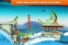 Bridge Constructor Stunts ordinary screenshot 5/6
