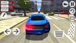Extreme Car Driving Simulator Five screenshot 2/3