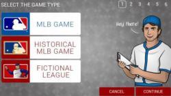 MLB Manager 2015 absolute screenshot 2/6
