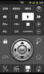 Universal TV Remote screenshot 1/3