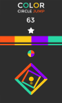 Color Circle jump Free screenshot 4/5
