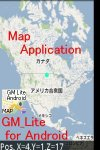 GM_Lite for Android Map Application screenshot 1/1