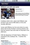 Dallas Cowboys 2010 News and Rumors screenshot 1/1