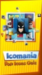 Icomania - Pop Icons Quiz screenshot 1/6