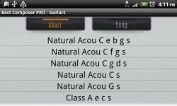 Best Composer screenshot 3/3