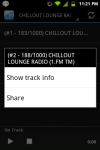 Chillout Radio Chill Out Lounge screenshot 3/3