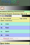 Class 9 -Practical English Grammar  screenshot 2/3