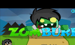Zom Burp screenshot 1/3
