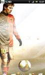Lionel Messi Live Wallpaper 5 screenshot 3/3