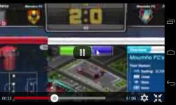 Top Eleven Video screenshot 6/6