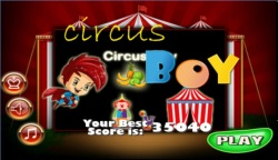 Circus Boy screenshot 1/4