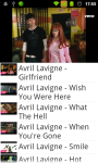 Avril Lavigne Video Collection screenshot 1/2