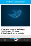 Twitter Live Wallpaper Free screenshot 4/5