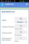 Health Calc Lite screenshot 4/6