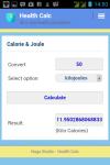 Health Calc Lite screenshot 5/6