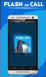 Flash On Call and SMS screenshot 1/4