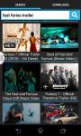 Videos Downloader Free screenshot 1/5