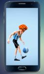 Football Trick  Live Wallpaper screenshot 3/6