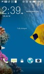 Beautiful Water Fish HD Wallpaper screenshot 4/4