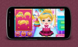 Cinderella x Draculaura Babies screenshot 1/4