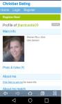 Christian Dating-App screenshot 4/4