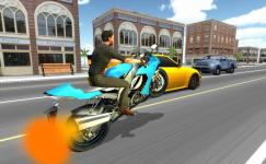 Moto Racer 3D exclusive screenshot 2/3